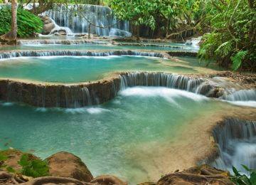 Kuang-Si-Waterfall-laos
