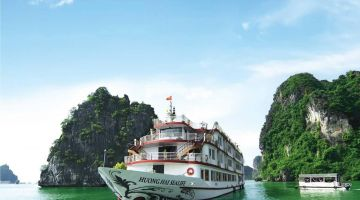 Huong-Hai-Sealife-Cruise