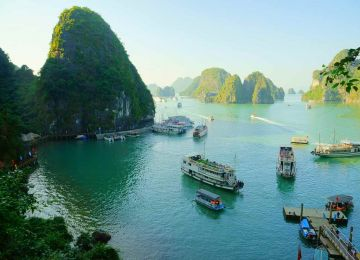 halong-bay-tour-from-cruise-ship